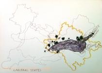 "Gina Badger, Temagami Crescent (2012). Day 3: ""Carceral States"""